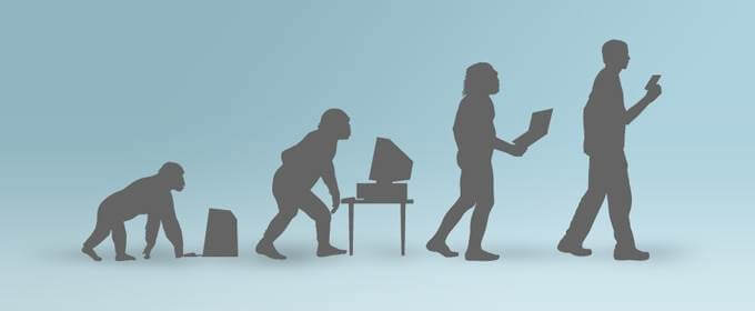 Jak se vyvíjely technologie webových stránek a aplikací od roku 1990 dodnes?