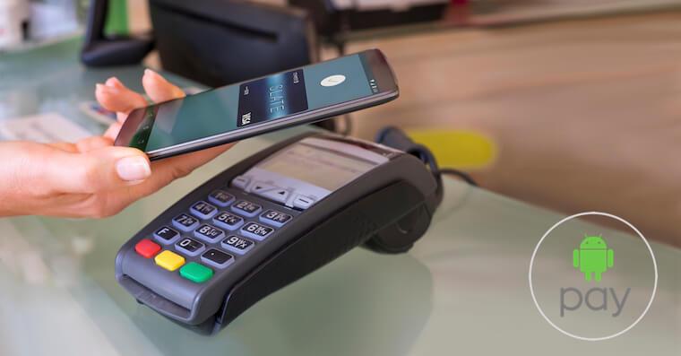 Android Pay dorazil do Česka. Rozšíří se placení mobilní aplikací?