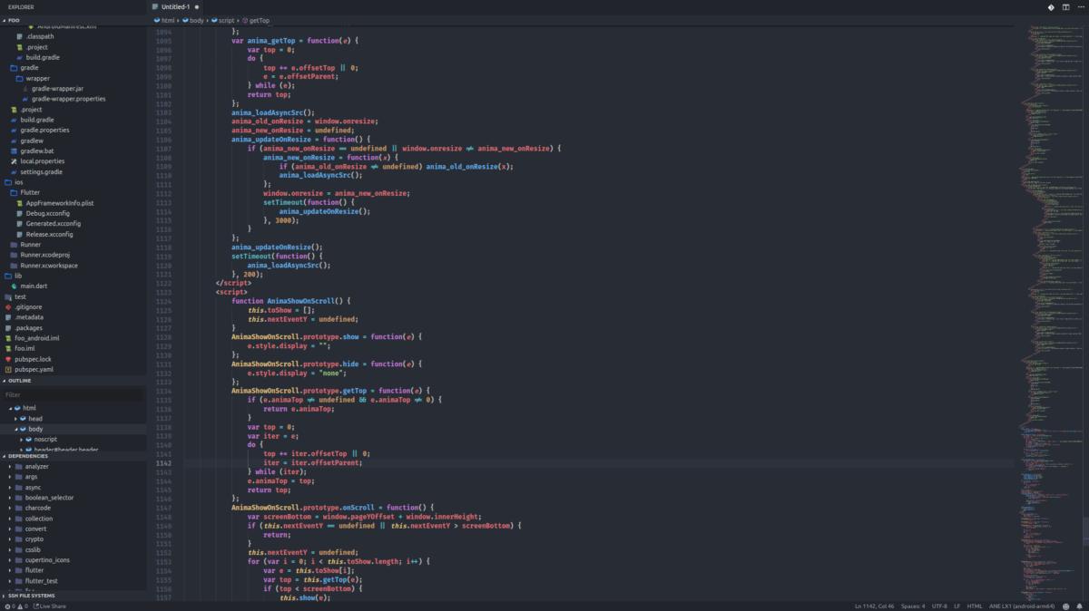 Jak si jako vývojář zpříjemnit vývojové prostředí?