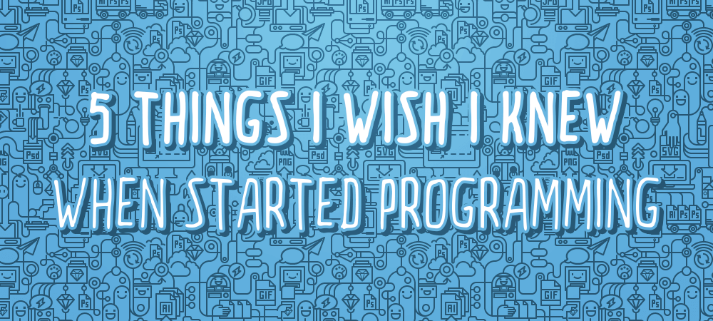 5 klíčových rad pro začínající programátory