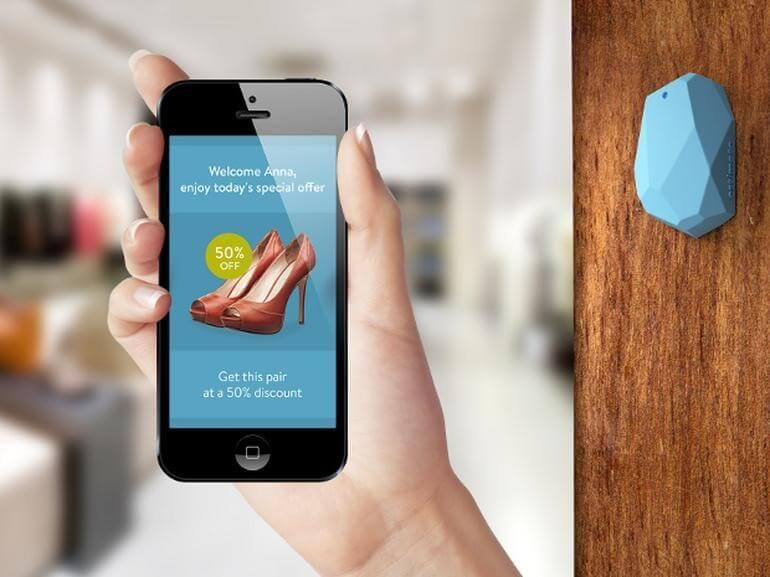 Chytré nakupování a nejen to za pomoci technologie Beacon