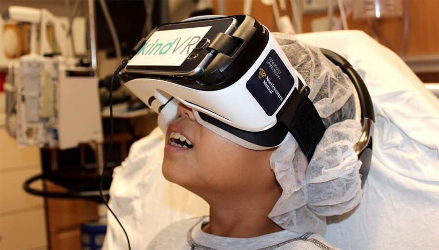 3+1 příklad, jak AR/VR mění zdravotnictví